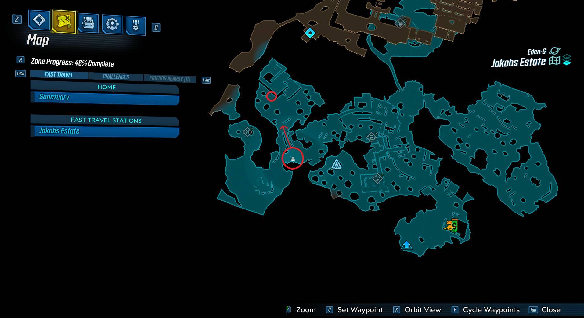 Borderlands 3 loot cave