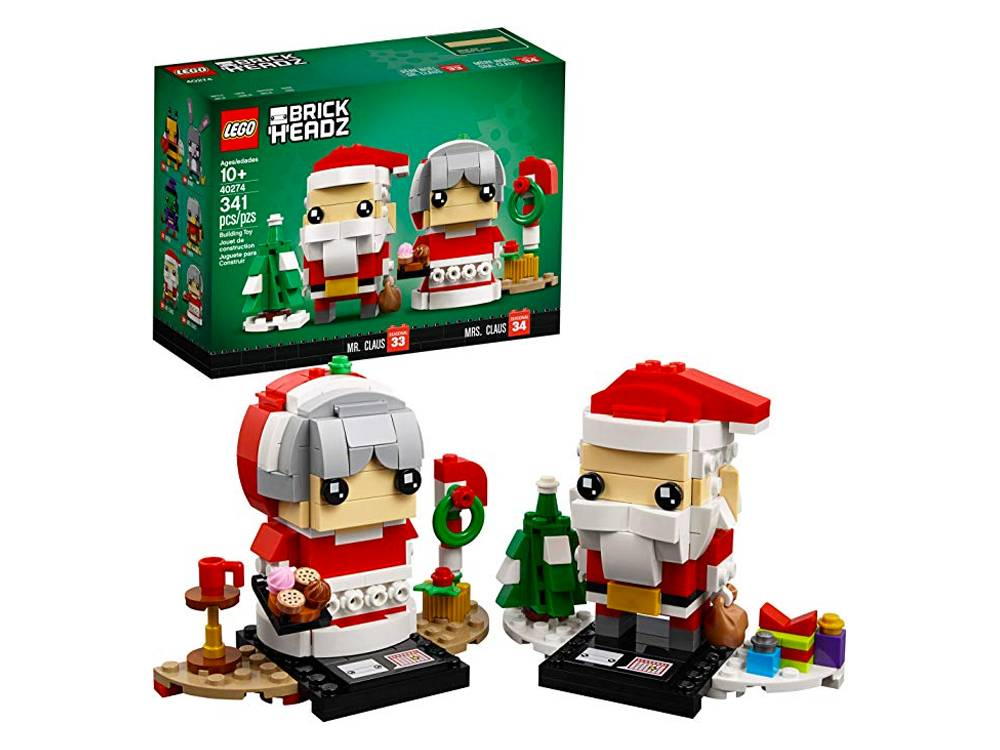 BrickHeadz 40353 - Reindeer and Elves