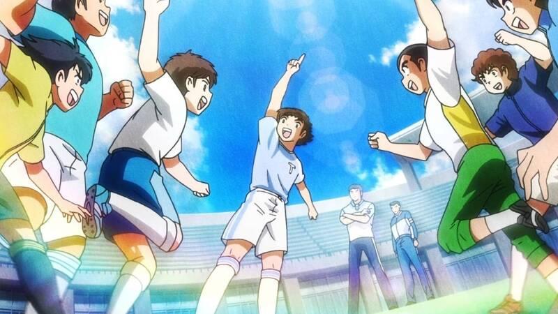 Captain Tsubasa: il remake di Holly e Benji arriva su Italia1 con un adattamento fedele all'originale?