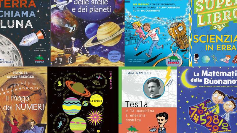 Libri scientifici per bambini | I migliori da leggere nel