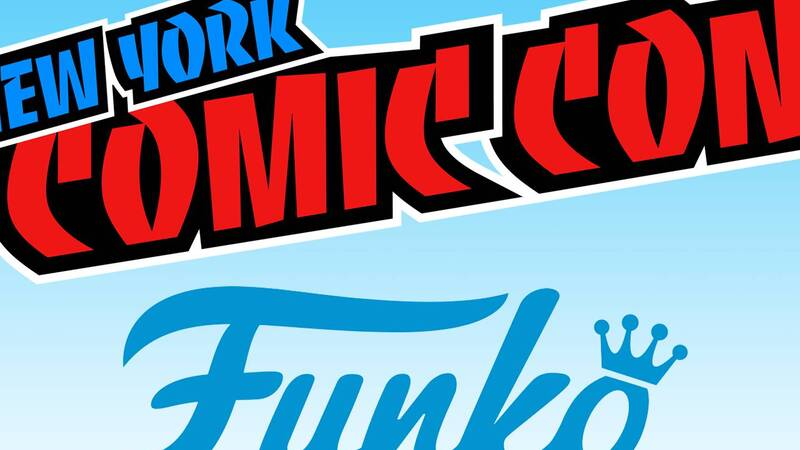 Ecco i Funko Pop! del New York Comic Con 2019
