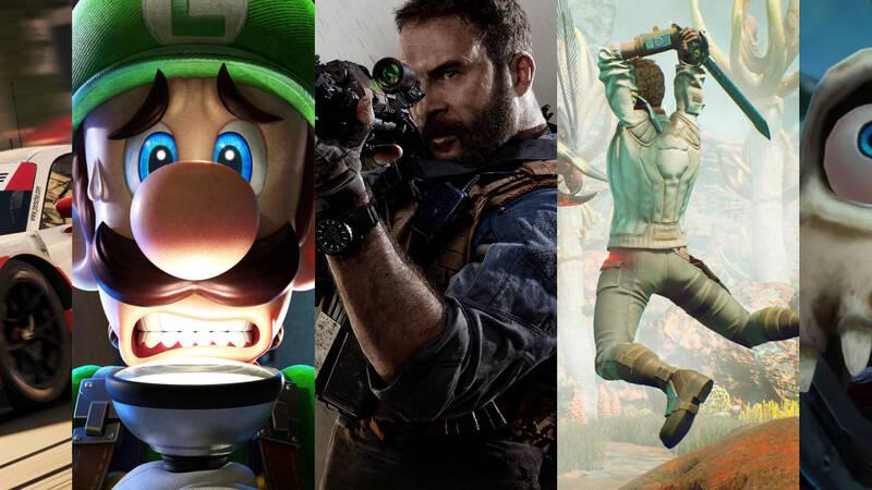 Giochi in uscita ottobre 2019 | PS4 | Xbox One | Switch | PC