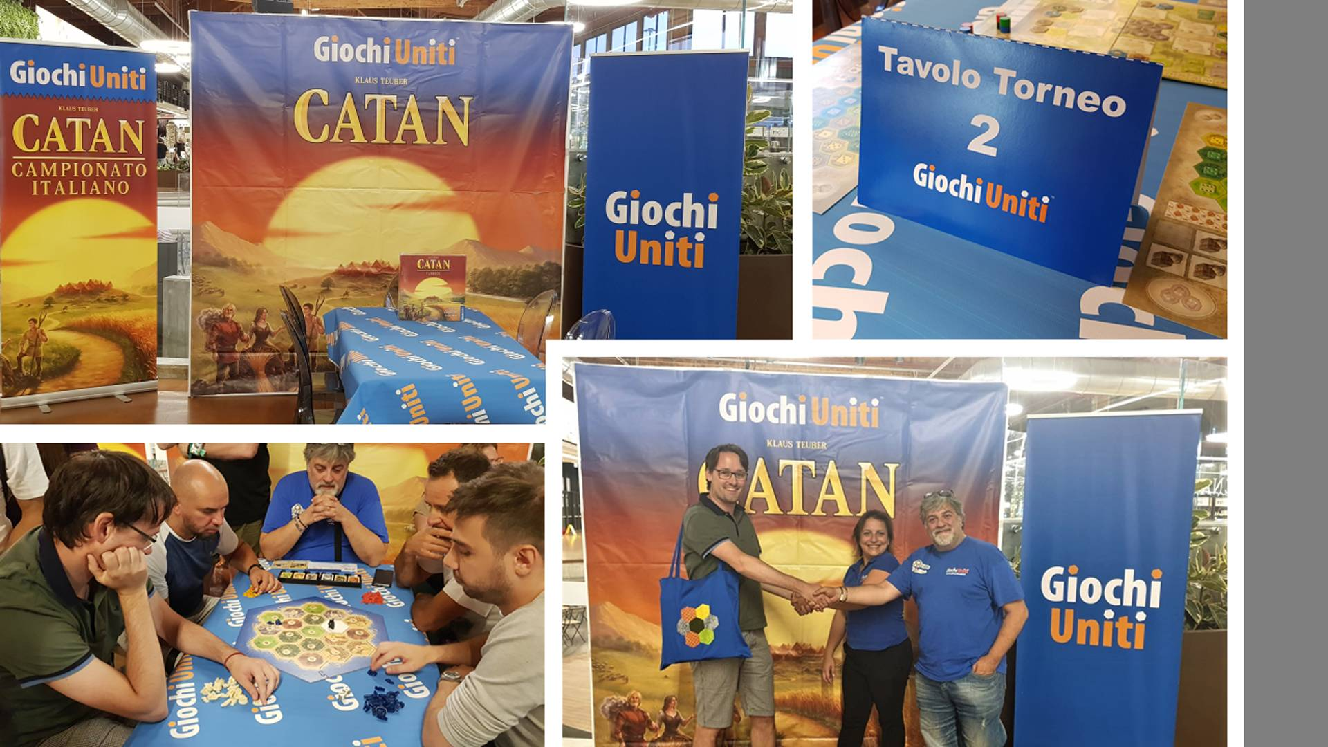 Giochi Uniti National 2019