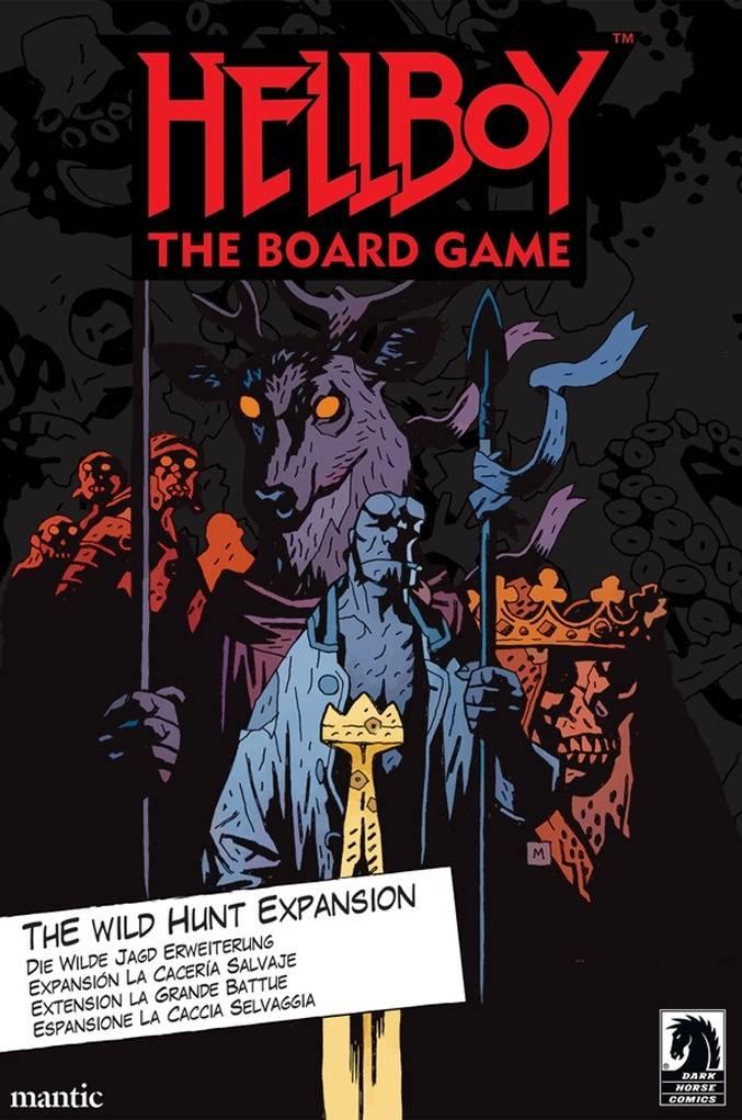 Hellboy boardgame