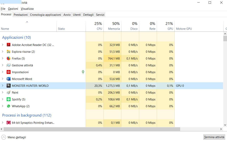 impostazioni grafica scegliere GPU per app 5