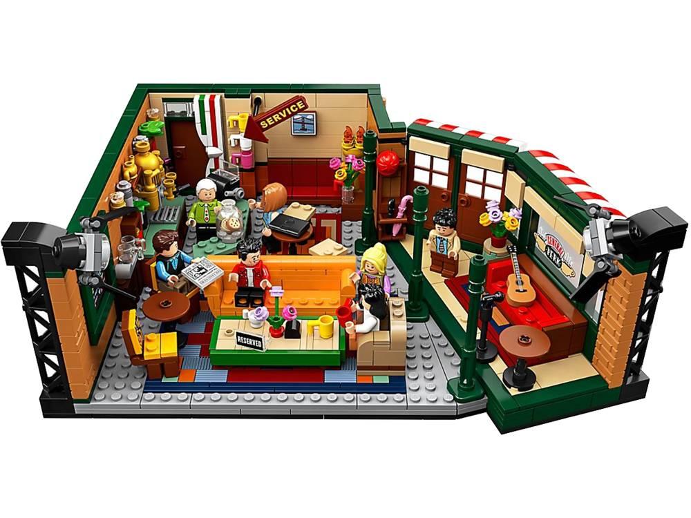 Lego Friends Central Perk