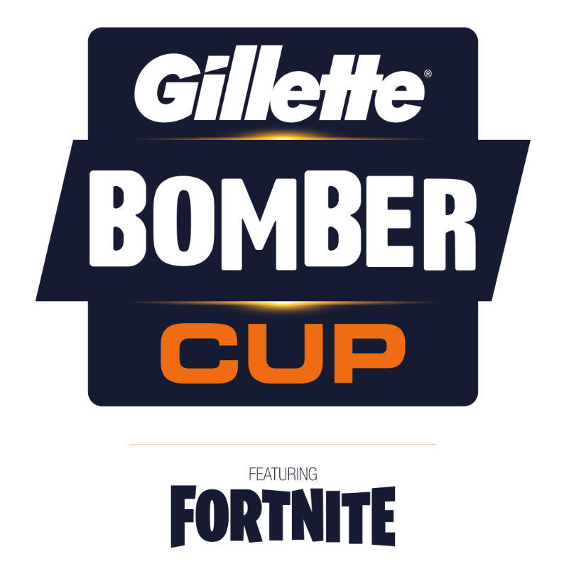 Logo Gilette Bomber Cup