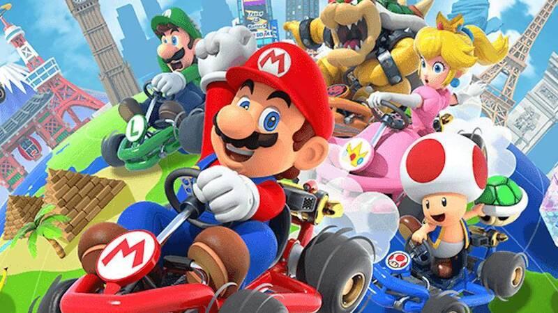 Mario Kart Tour: annunciata la tappa a Londra