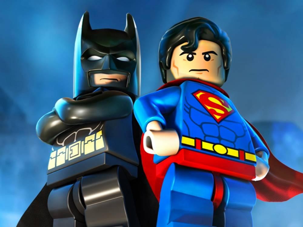 Minifigure Lego DC