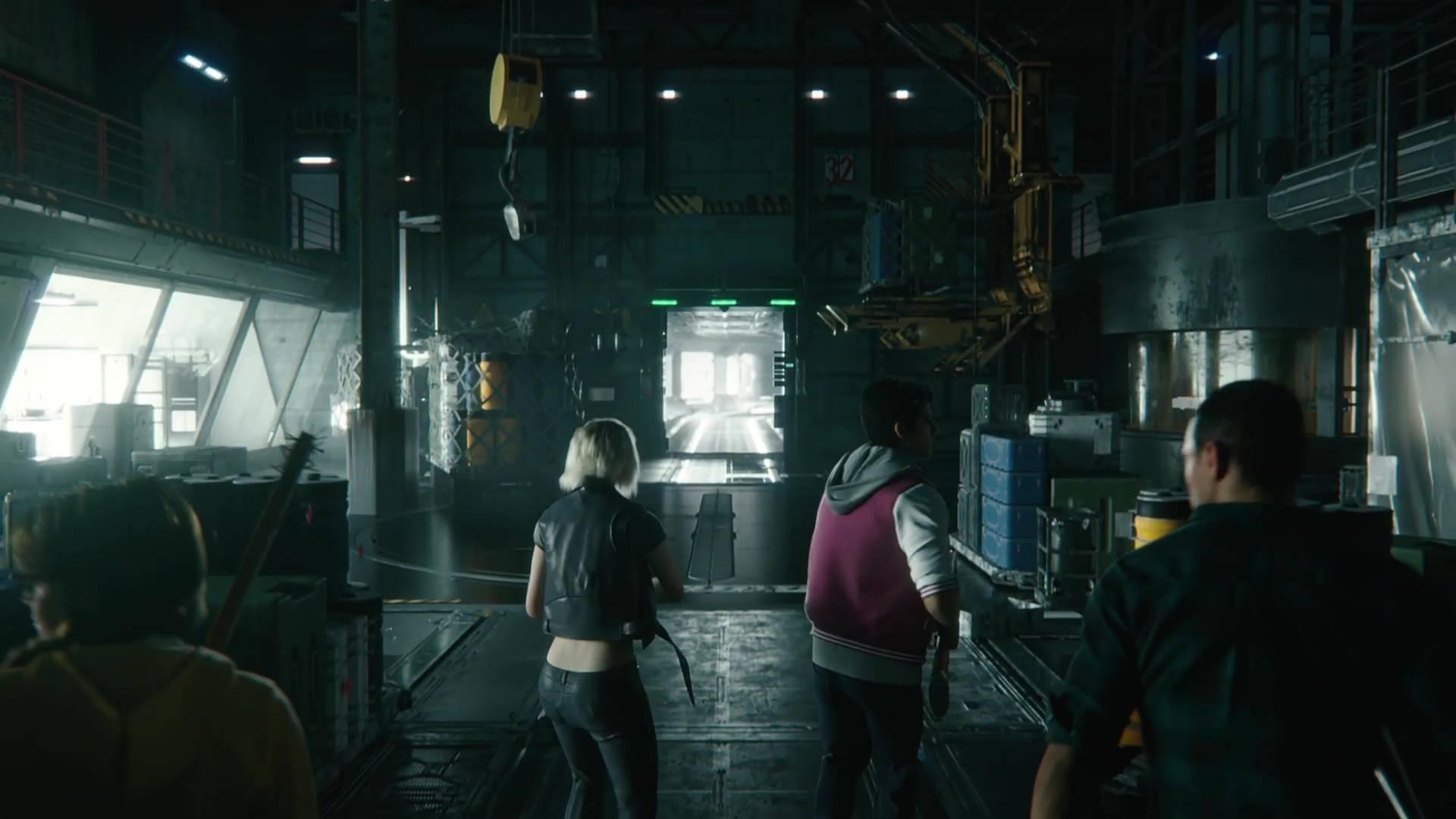 Resident Evil Project Resistance