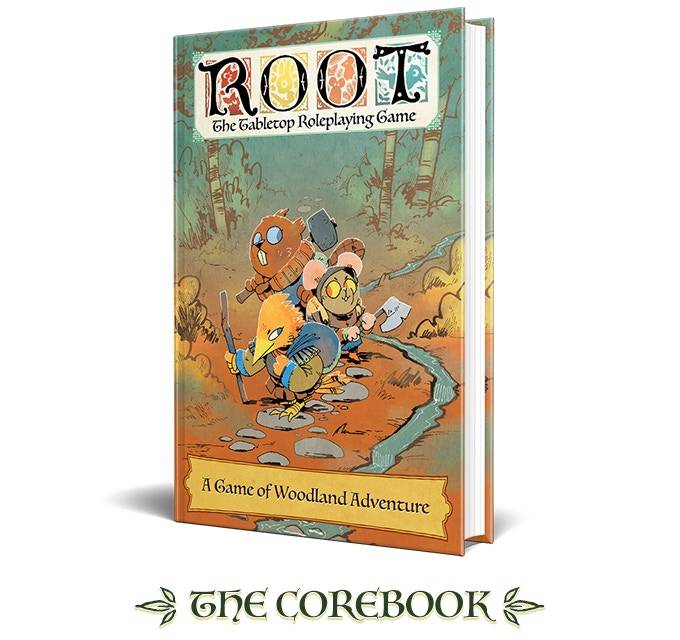 Root GDR Kickstarter