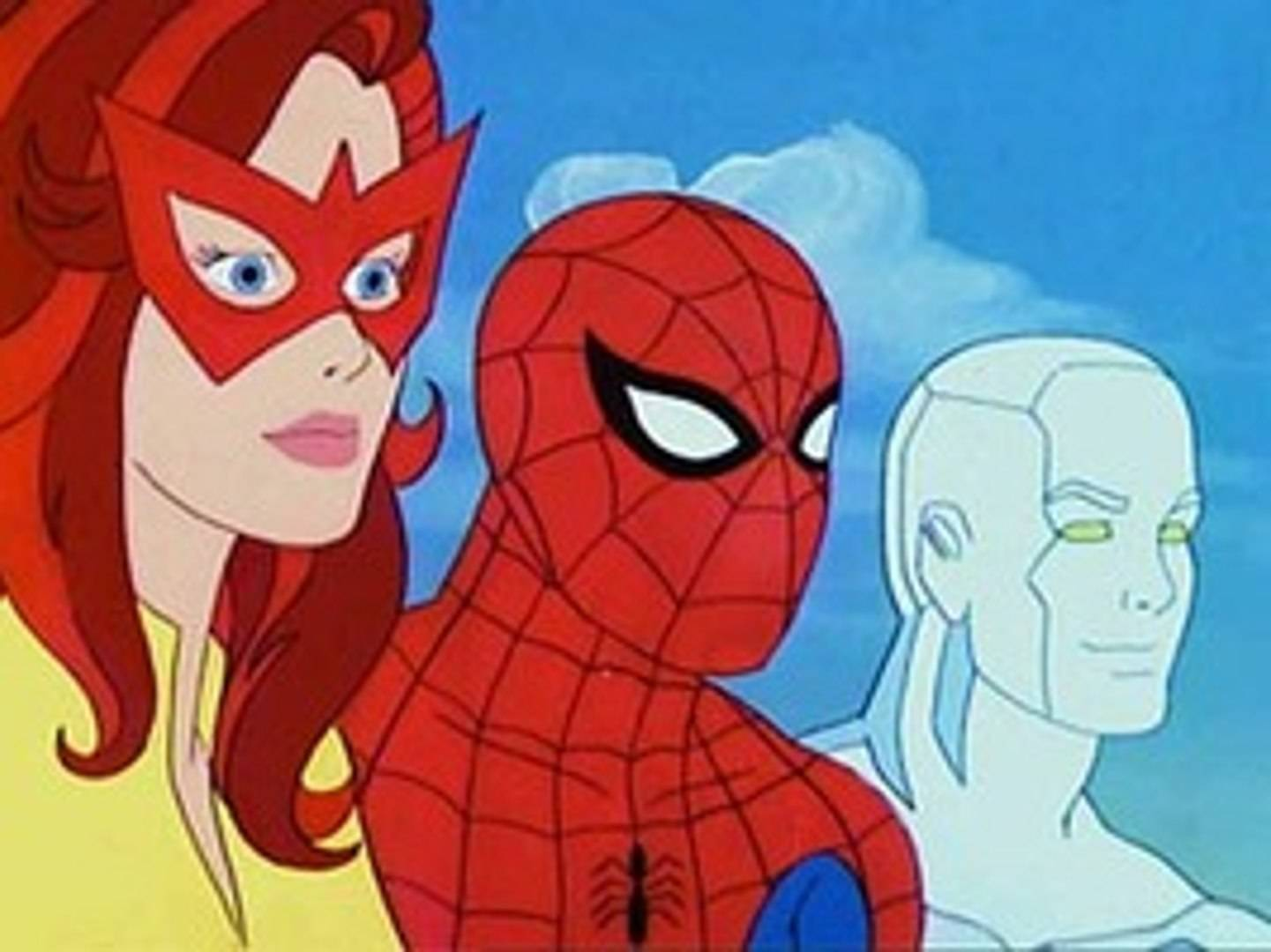 spider-man friends