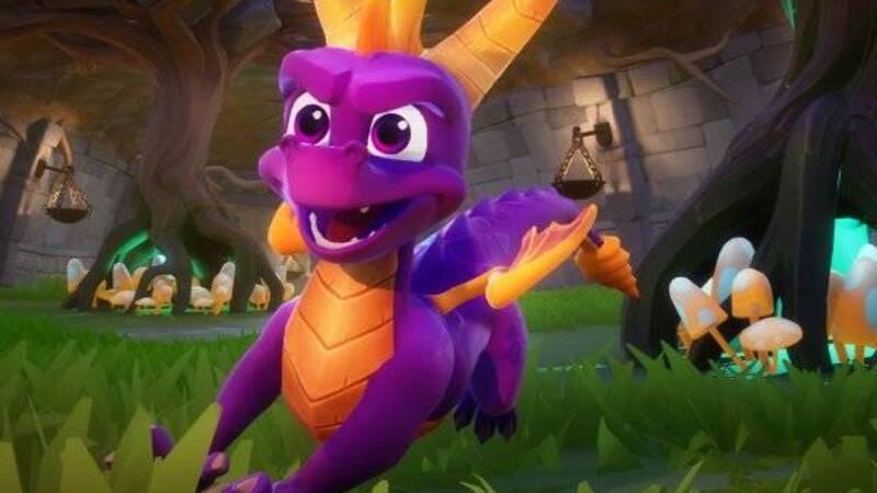 Spyro 4 | The purple dragon is returning