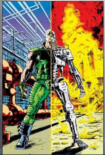 Terminator Anniversario