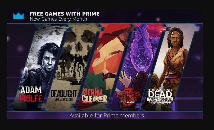 Twitch Prime ottobre 2019 leak giochi gratis