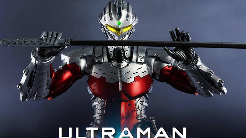 Ultraman Suit Ver7 (Anime Version) – Threezero