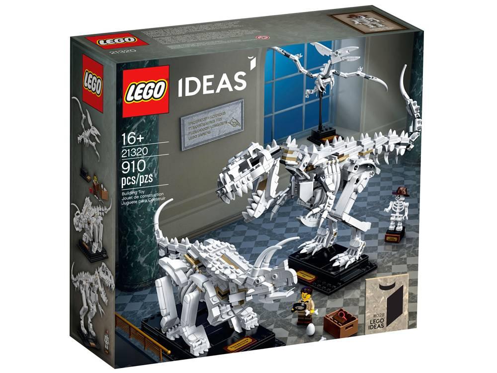 21320 - Dinosaur Fossils Lego Ideas