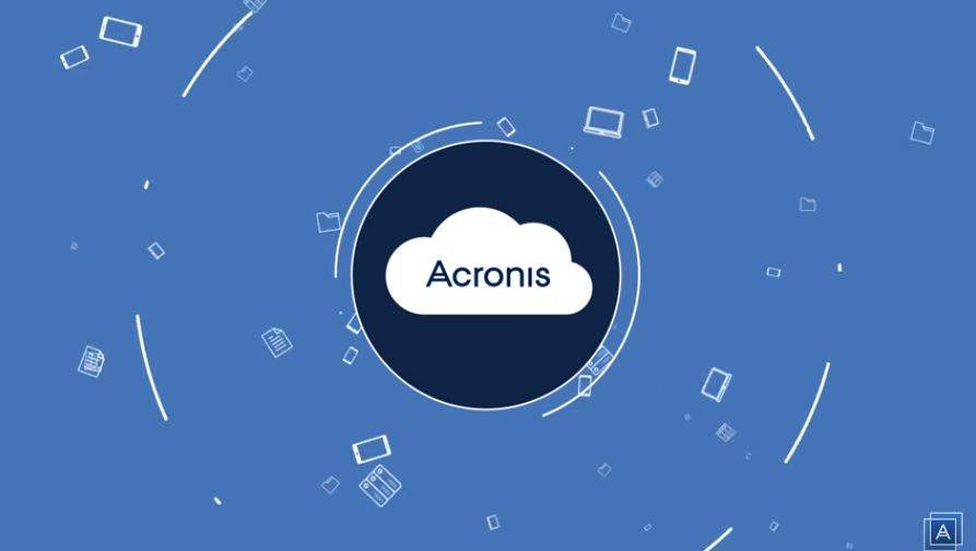 acronis suite