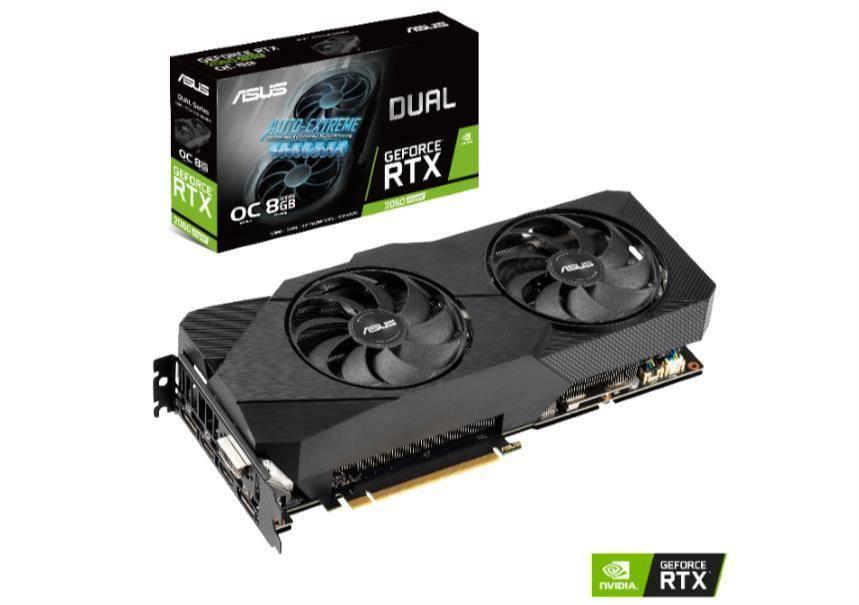 ASUS Dual -RTX2060S-O8G-EVO GeForce RTX 2060 SUPER