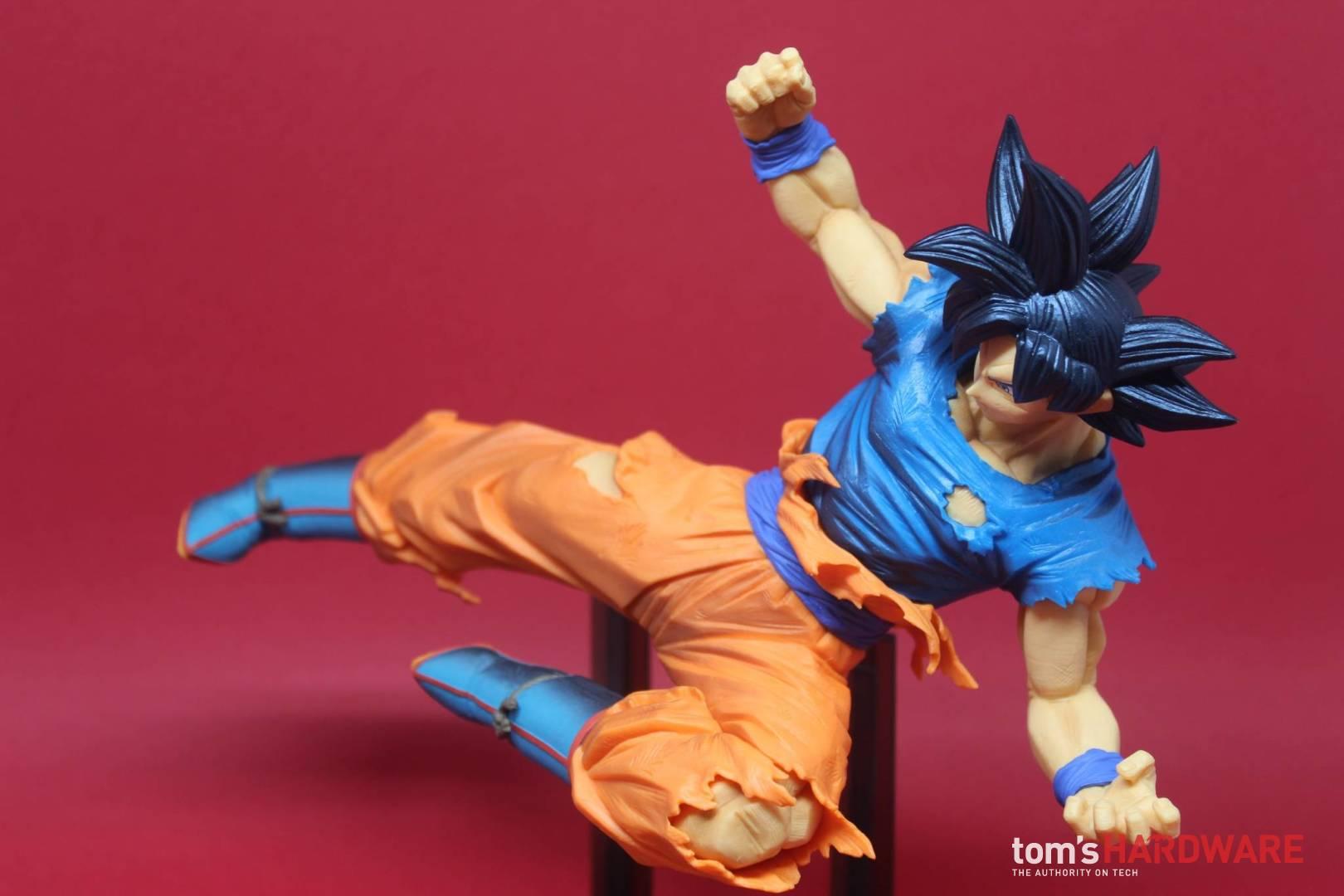Banpresto Goku Ultra Istinto FES B