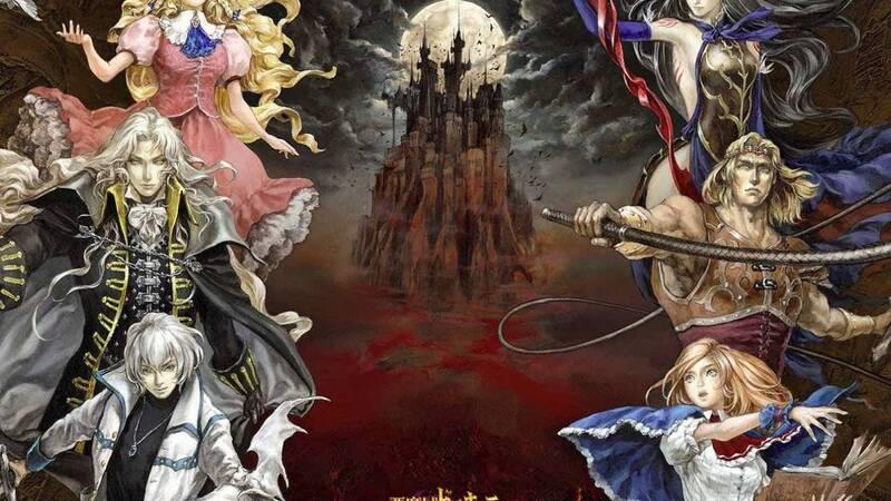 Castlevania Grimoire of Souls, arriva il primo trailer in inglese