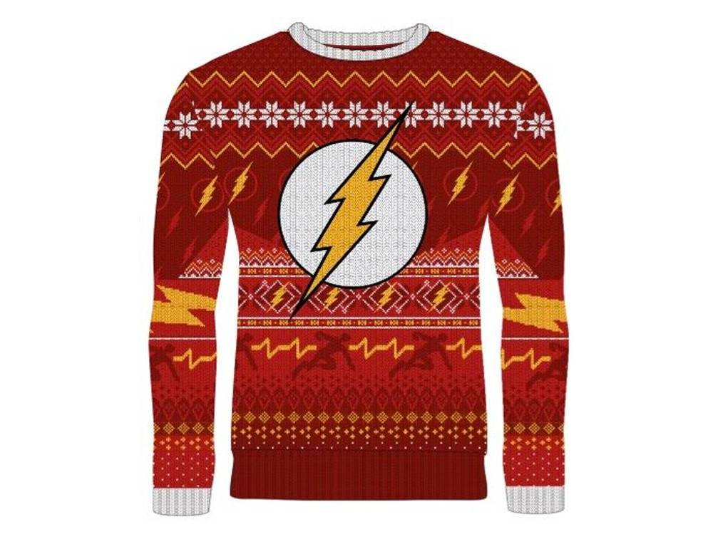 DC Christmas Sweaters