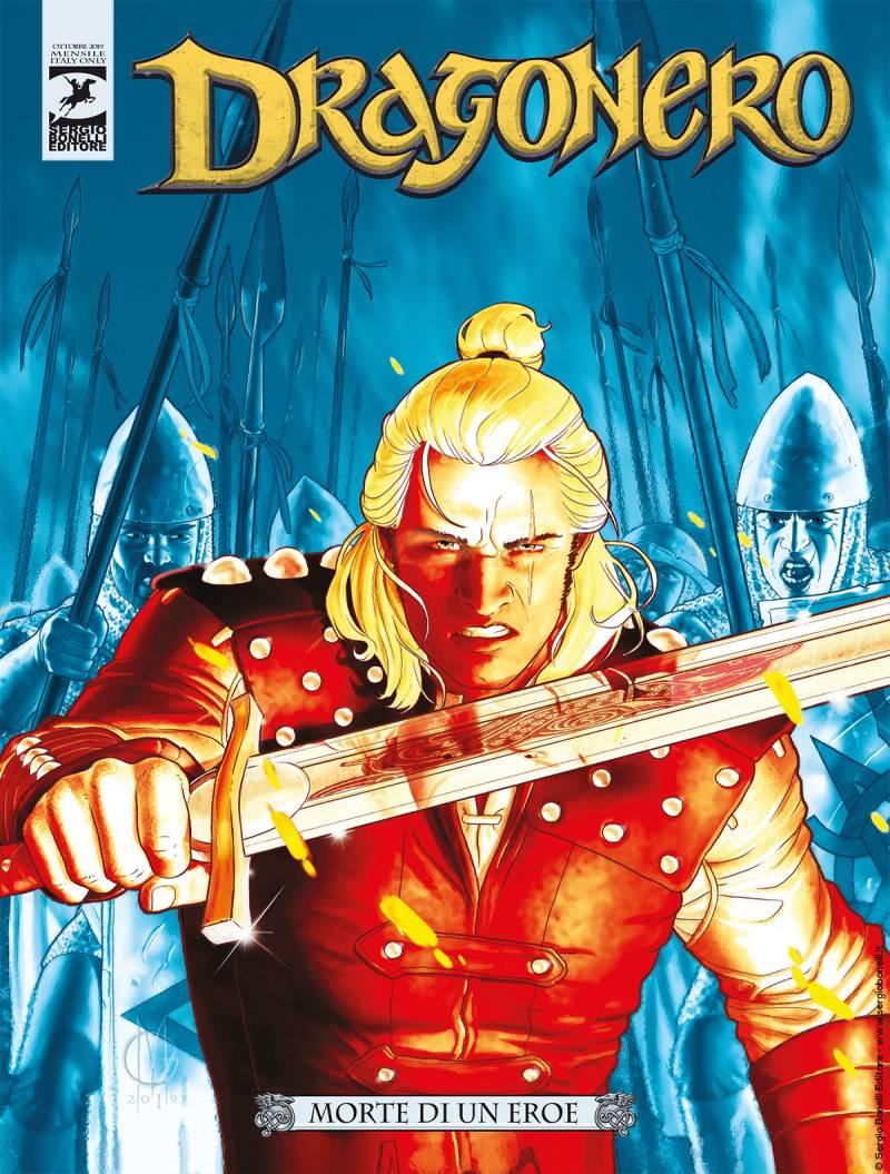 dragonero 77 copertina