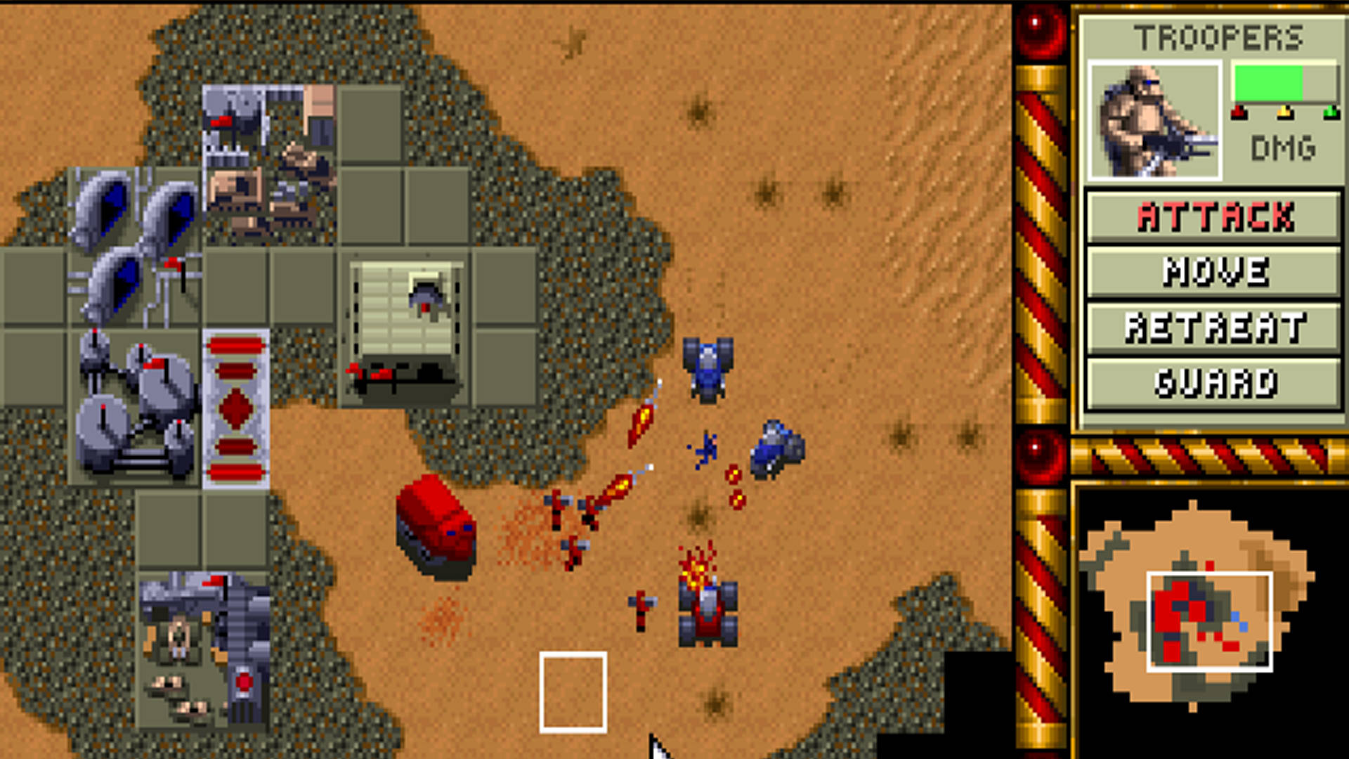 Dune II, il primo RTS della storia dei videogame