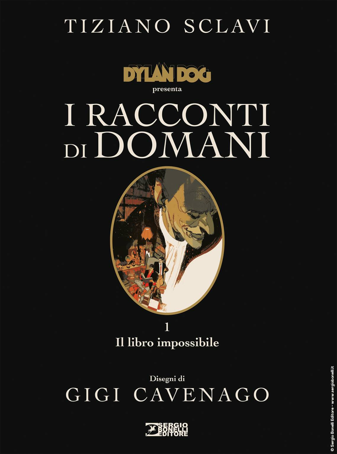 Dylan Dog a Lucca 2019