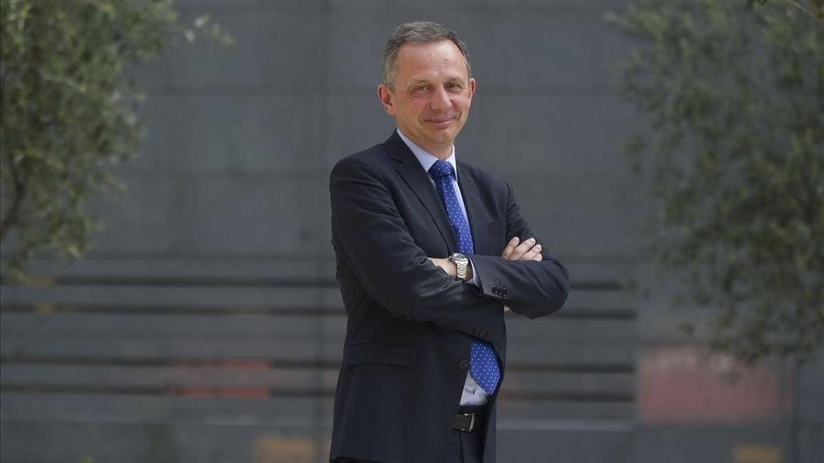 Enrique Lores CEO HP