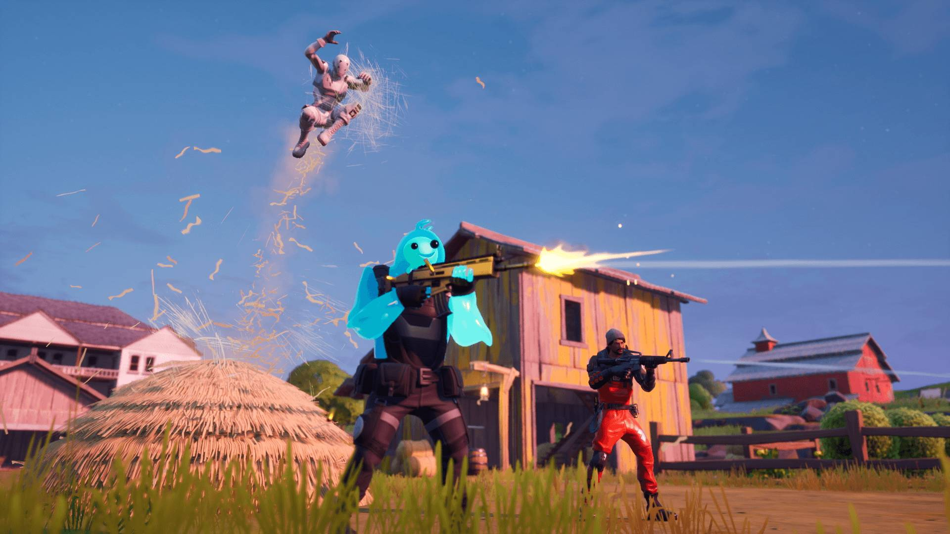 Fortnite Capitolo 2 Stagion 1