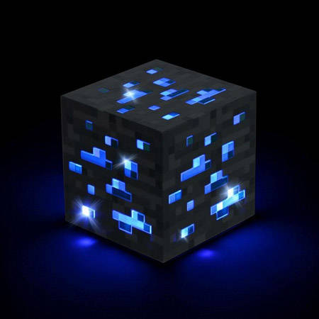 gadget minecraft diamond stone