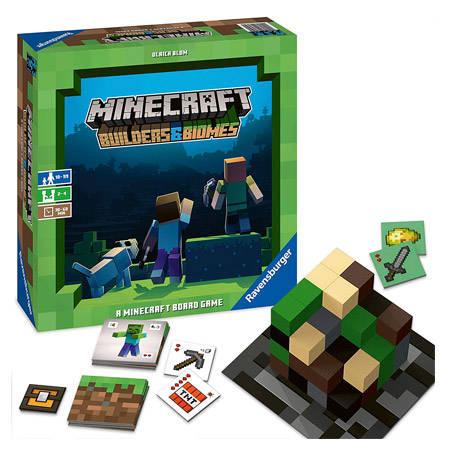 gadget minecraft gioco tavolo