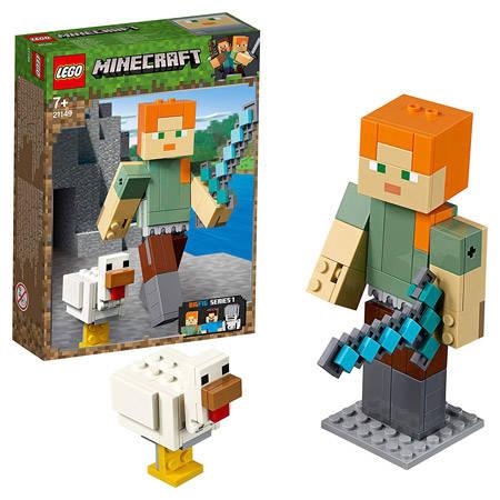 gadget minecraft lego