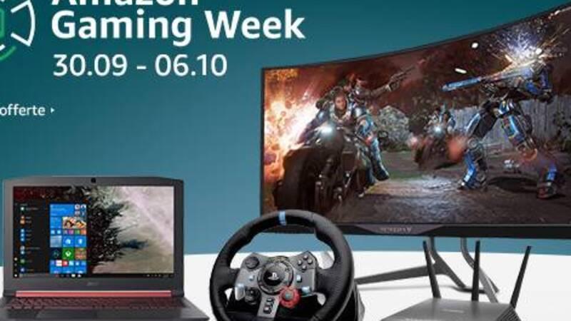 Amazon Gaming Week, le migliori offerte della settimana