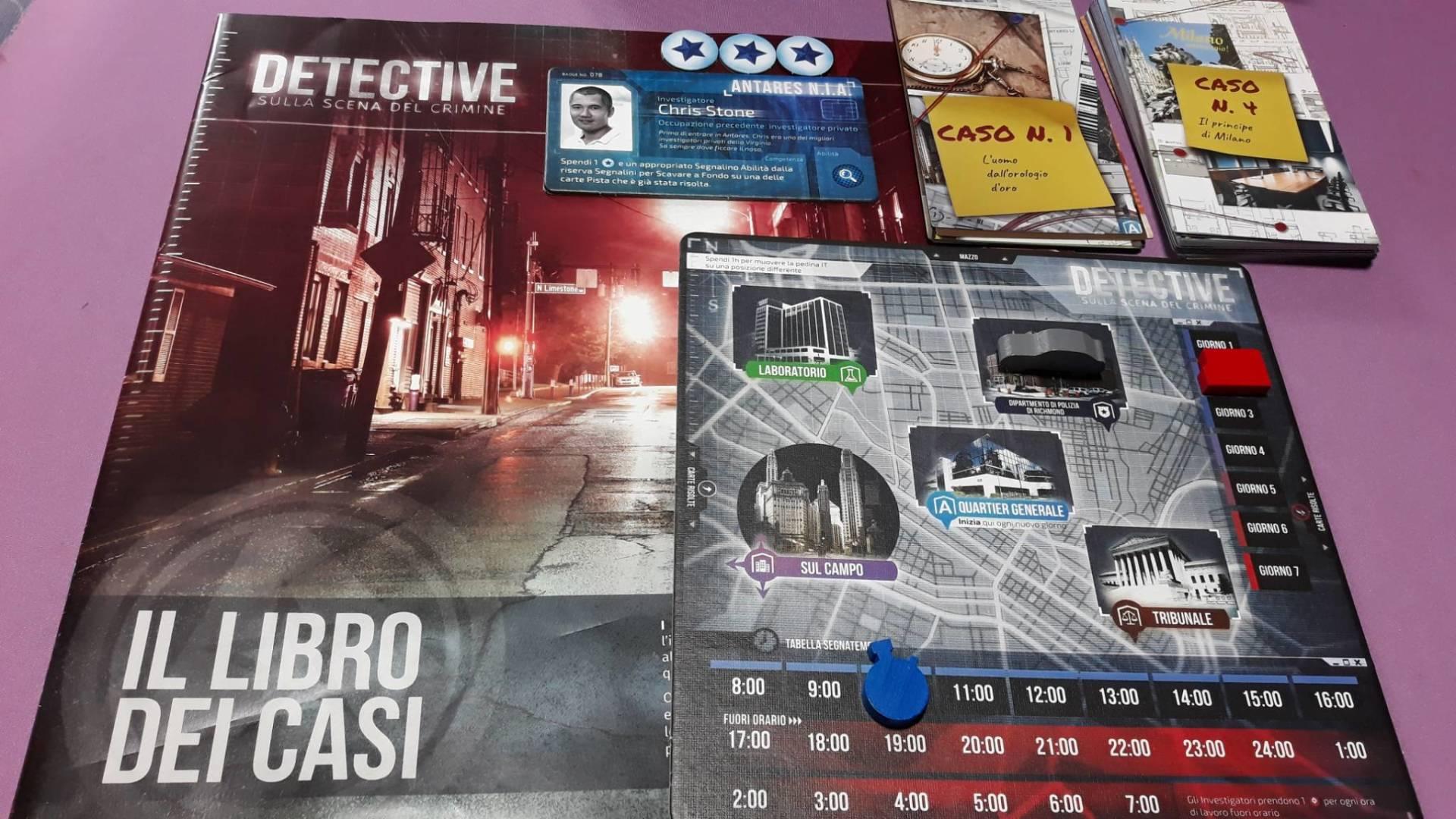 giochi da tavolo investigativi