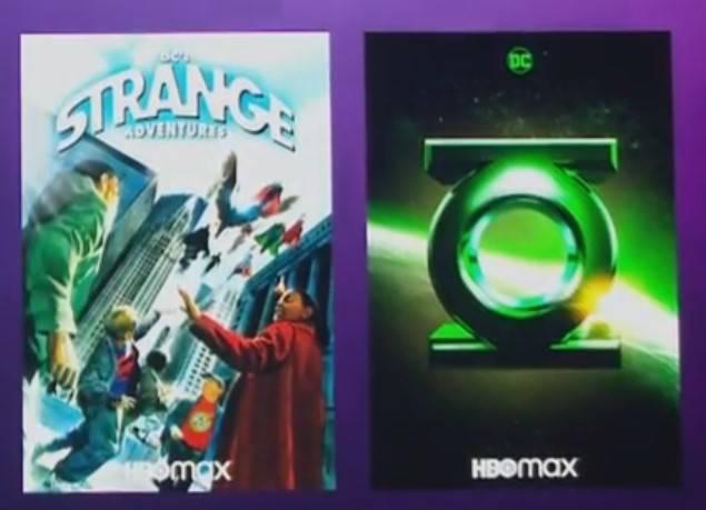 Lanterna Verde e un'altra serie DC in arrivo su HBO Max