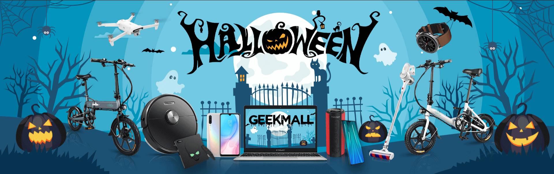 Halloween Geekmall