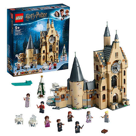 harry potter lego castello
