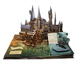 Harry Potter Libro Popup