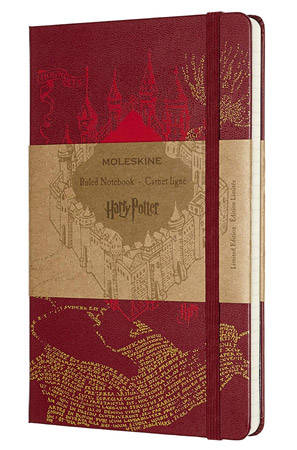harry potter moleskine