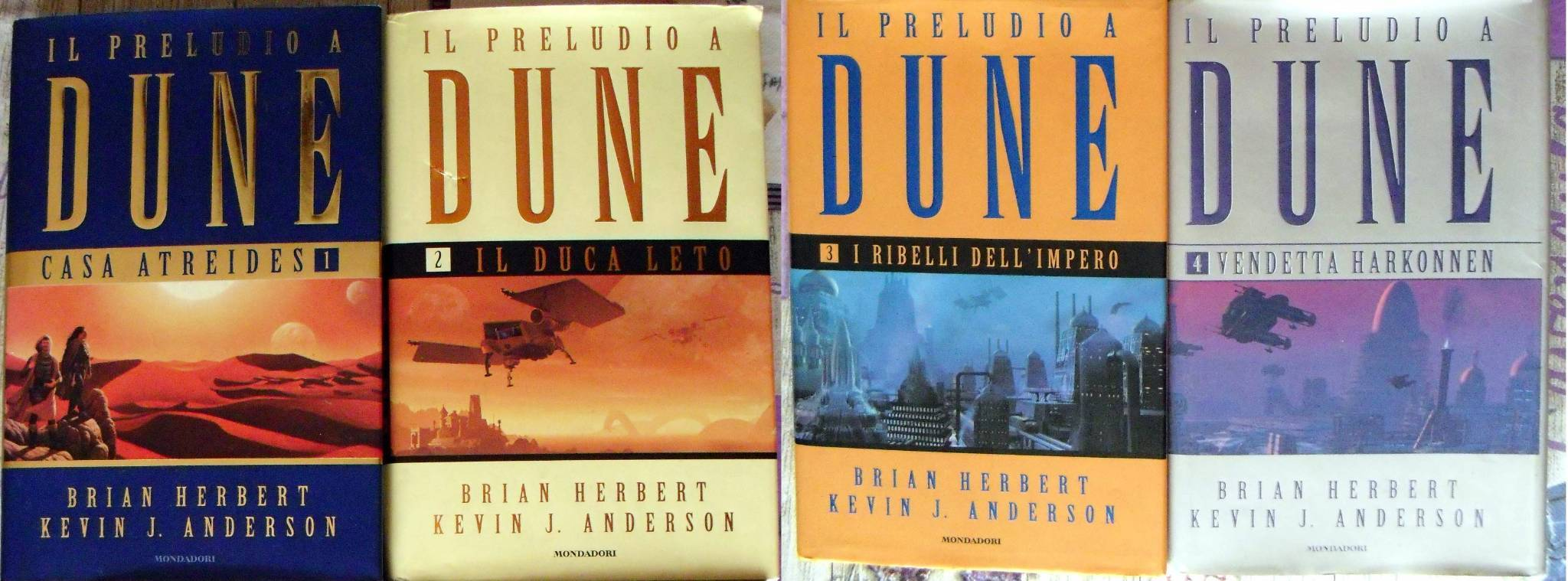 I preludi a Dune