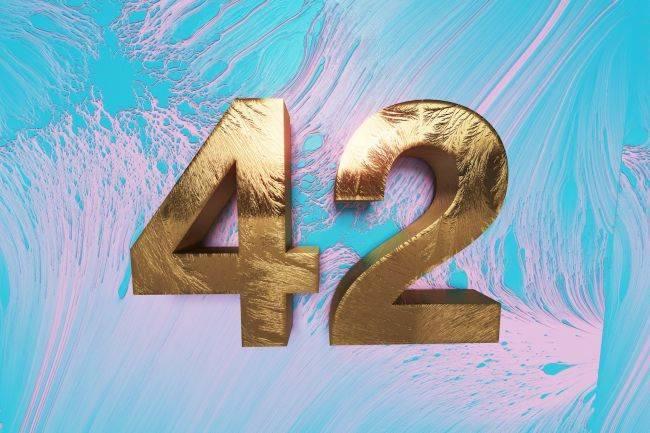 Il numero 42