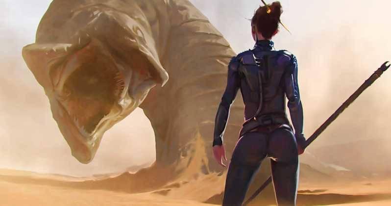 Immagine promozionale del Dune di Denis Villeneuve
