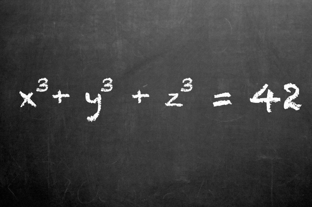 L'equazione diofantea