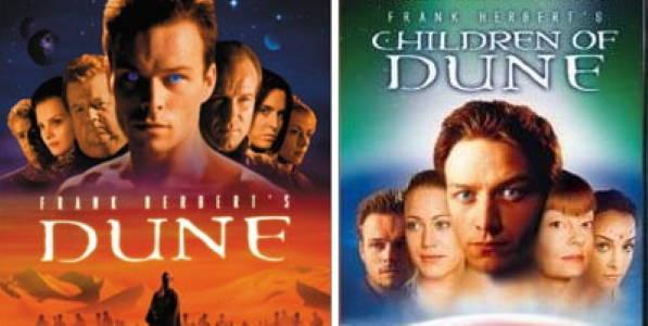 Le miniserie su Dune prodotte da Sci-Fi channel