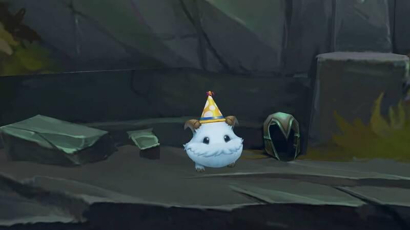 League of Legends: 10 giorni di regali per il decimo anniversario