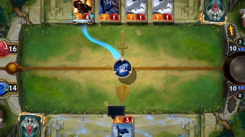 Legends of Runeterra, ecco il nuovo gioco di carte di Riot Games
