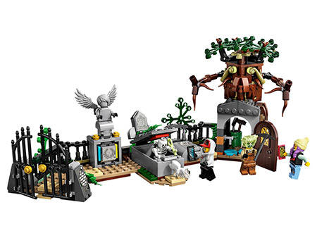 Lego cimitero