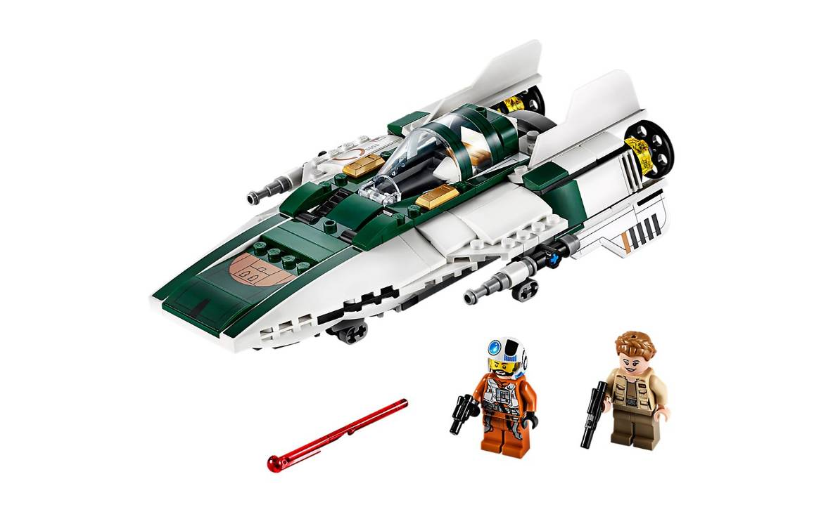 Lego A-Wing Starfighter